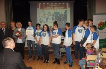 Powiatowa gala wolontariatu 2014