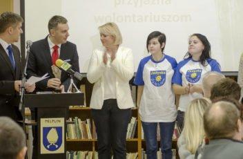 Gminna gala wolontariatu 2014